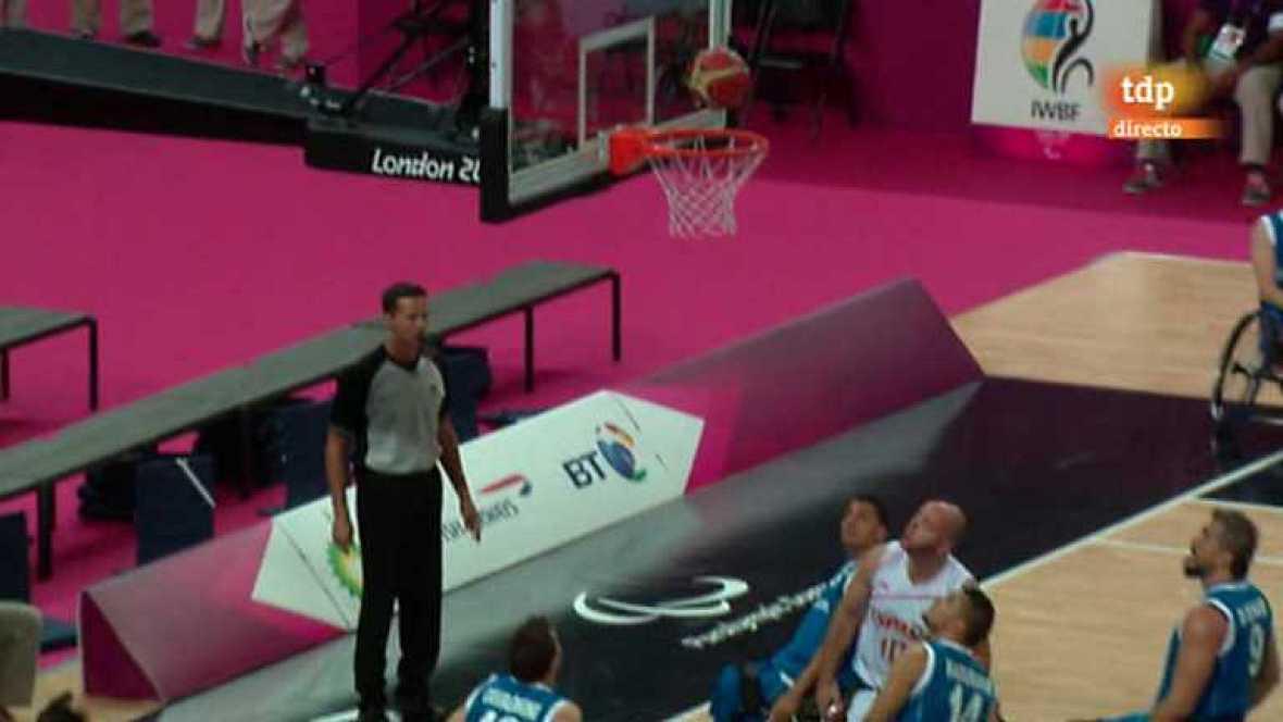 Londres en juego: Paralímpicos - 30/08/12 - Ver ahora