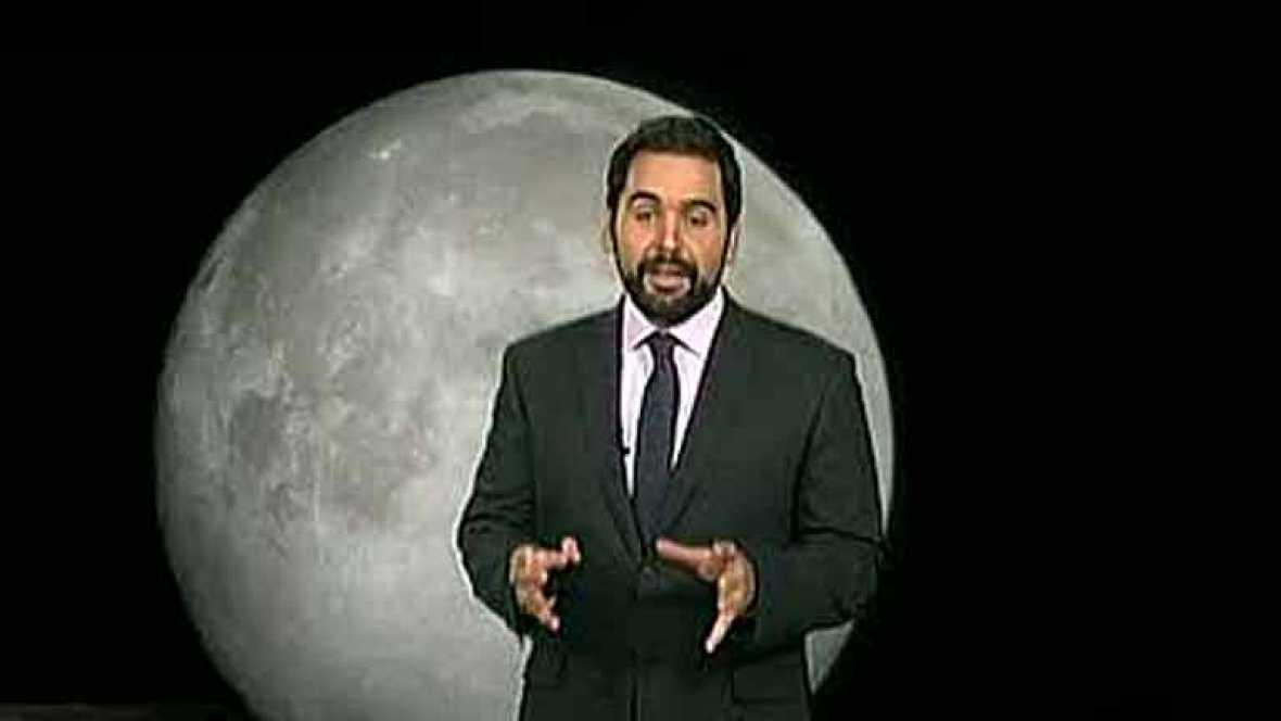 Agosto termina con 'luna azul'