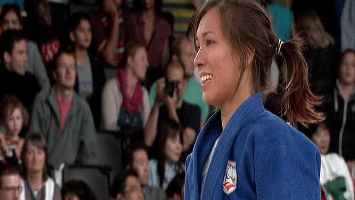 La judoca paralímpica María Mónica Merenciano ha conseguido su tercer bronce olímpico consecutivo al derrotar a la francesa Marion Coadu.