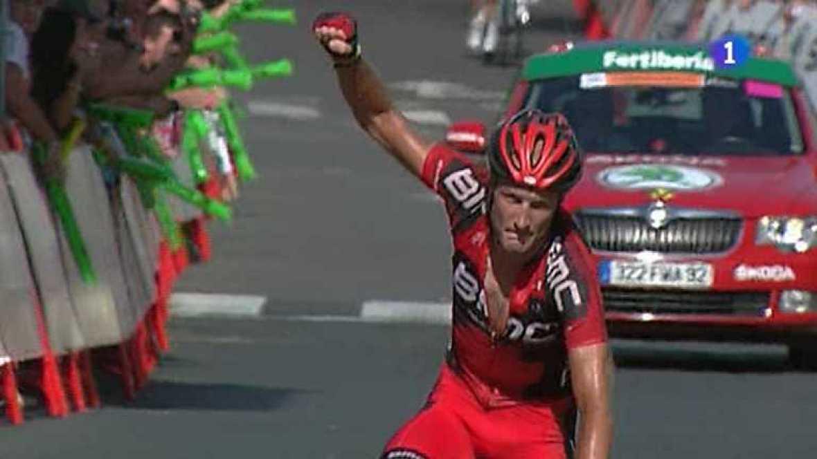 Vuelta ciclista a España 2012 - 13ªetapa: Santiago de Compostela-Ferrol - Ver ahora
