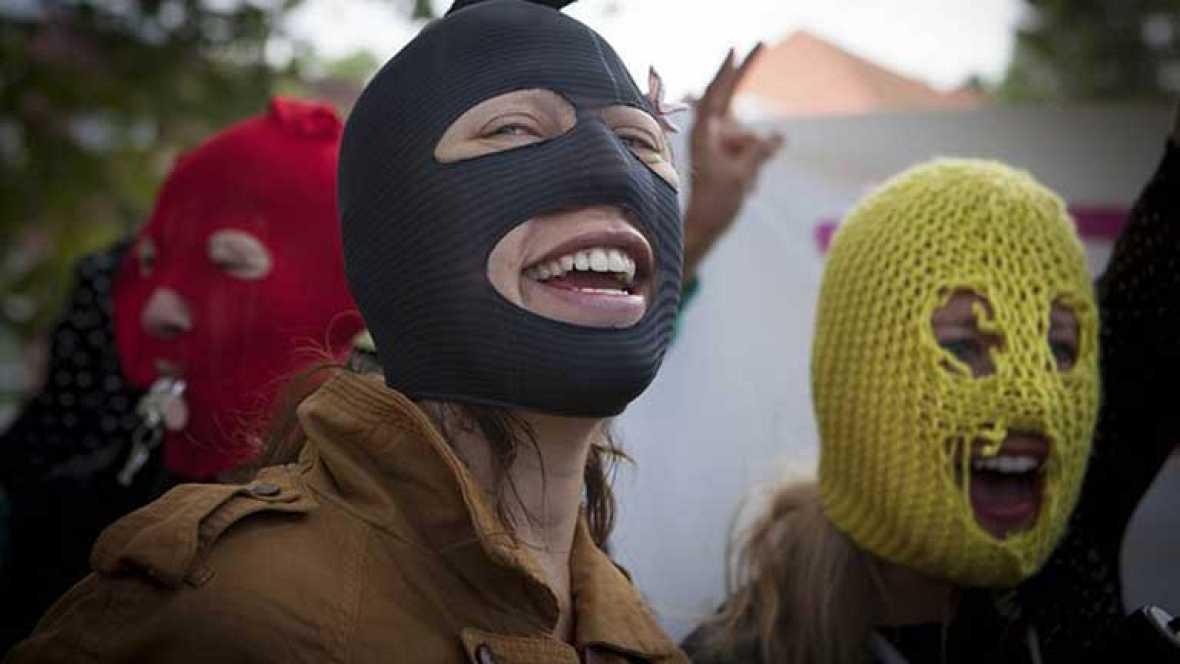 Informe Semanal: Punk contra el Kremlin