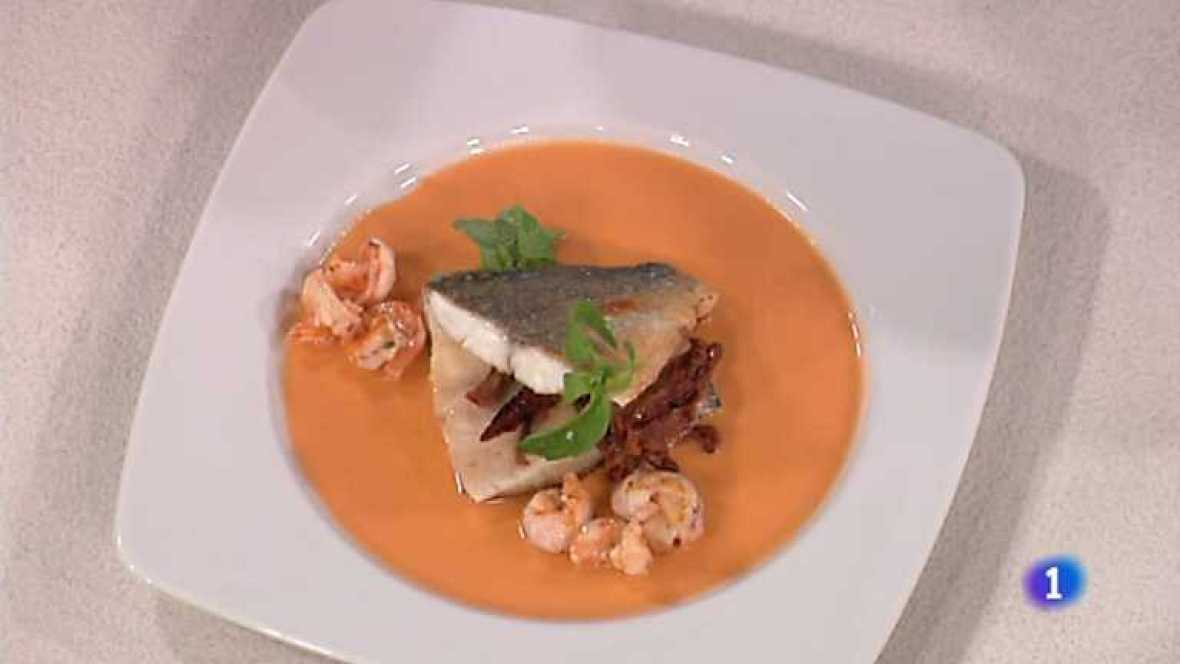 Cocina Con Sergio - Doradas a la plancha con salsa de marisco - Ver ahora
