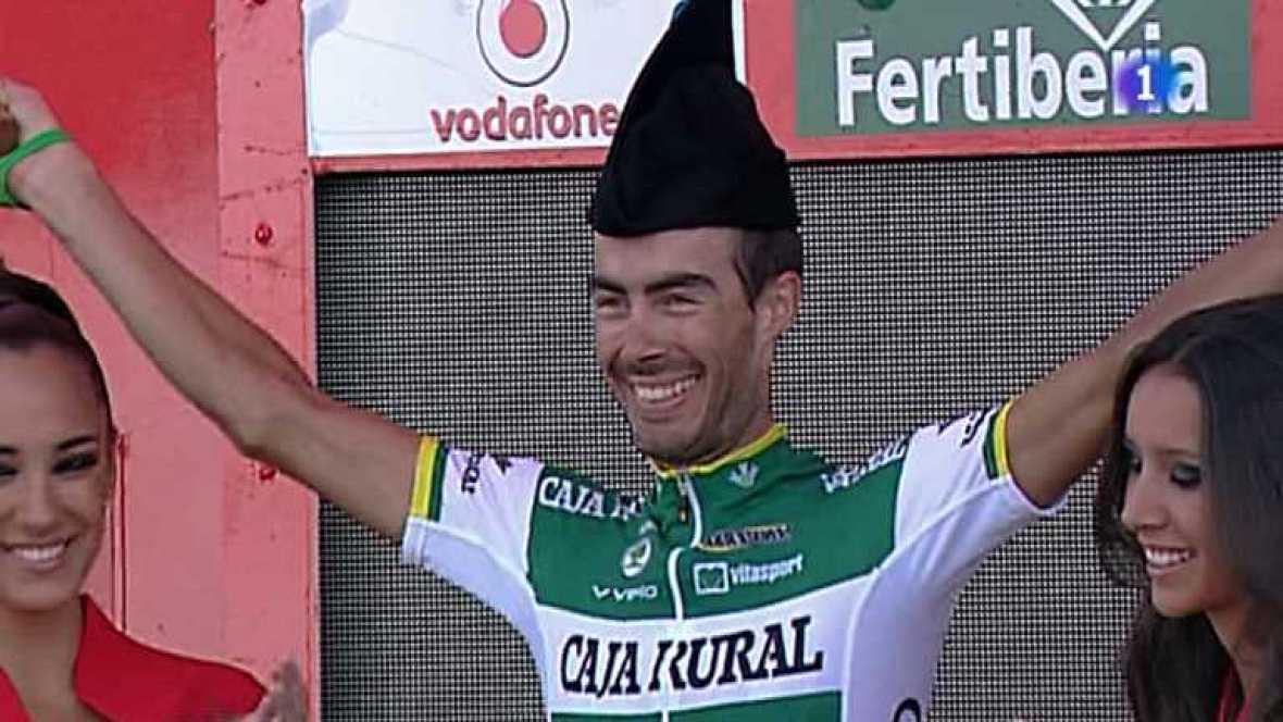 Vuelta ciclista a España 2012 - 15ª etapa: La Robla-Lagos de Covadonga - Ver ahora