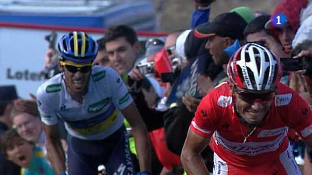 Vuelta ciclista a España 2012 - 16ª etapa: Gijón-Valgrande-Pajares.Cuitu Negrus - Ver ahora