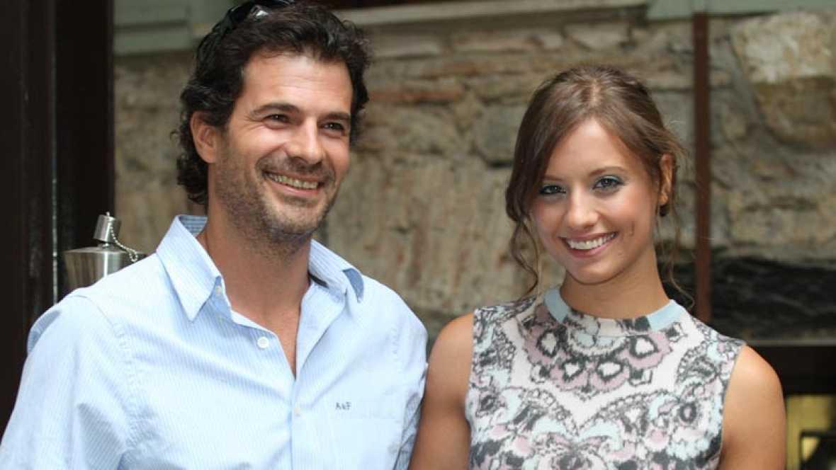 Michelle Jenner y Rodolfo Sancho, protagonistas de Isabel