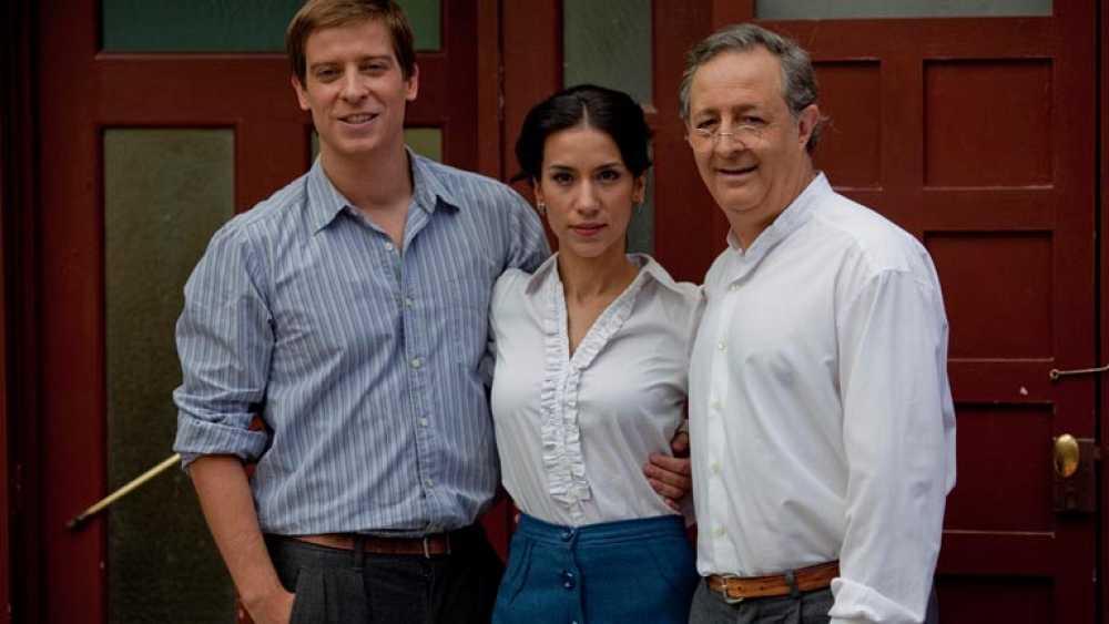 Marcelino, Manolita y Pelayo, el alma de 'Amar en tiempos revueltos'