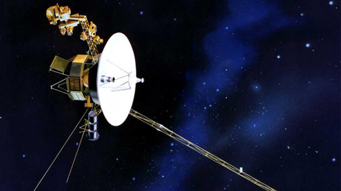 Se cumplen 35 años del lanzamiento de Voyager 1