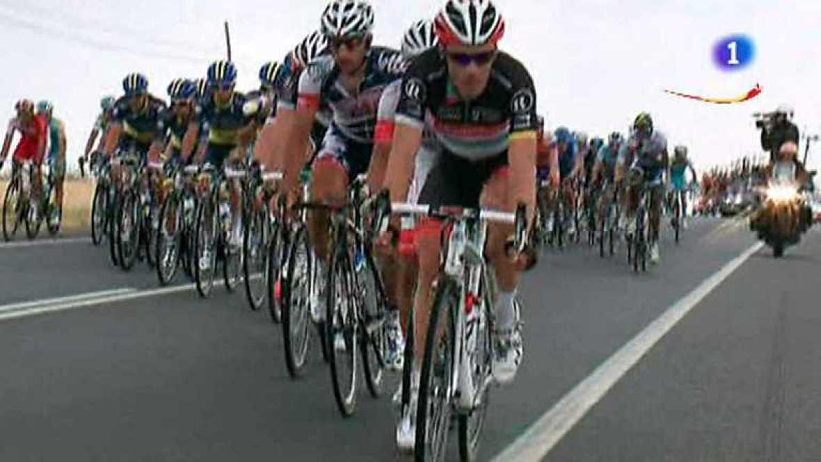 Vuelta ciclista a España 2012 - 19ª etapa: Peñafiel-La Lastrilla - Ver ahora