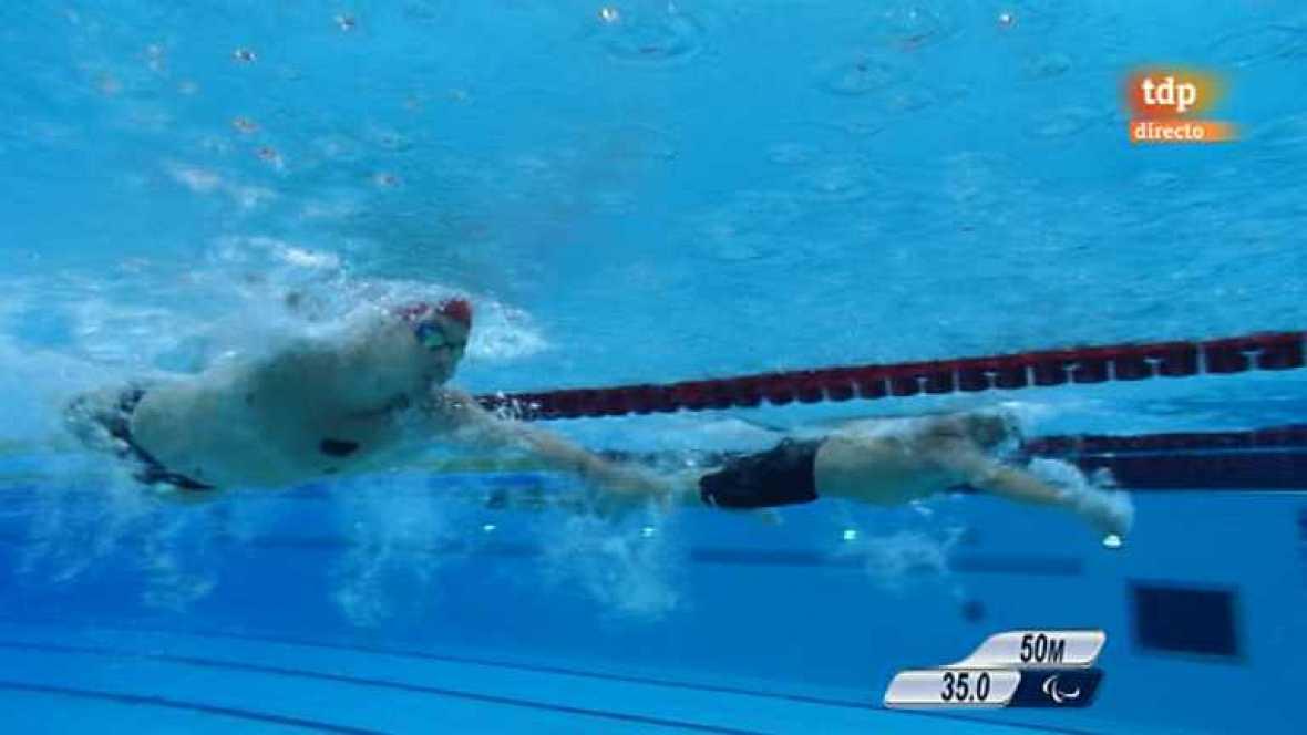 Juegos Paralímpicos Londres 2012 - Natación: Series, 17 - Ver ahora