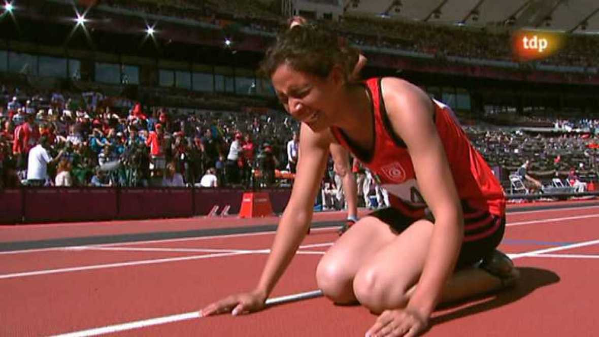Juegos Paralímpicos Londres 2012 - Atletismo: Sesión matinal, 7 - Ver ahora
