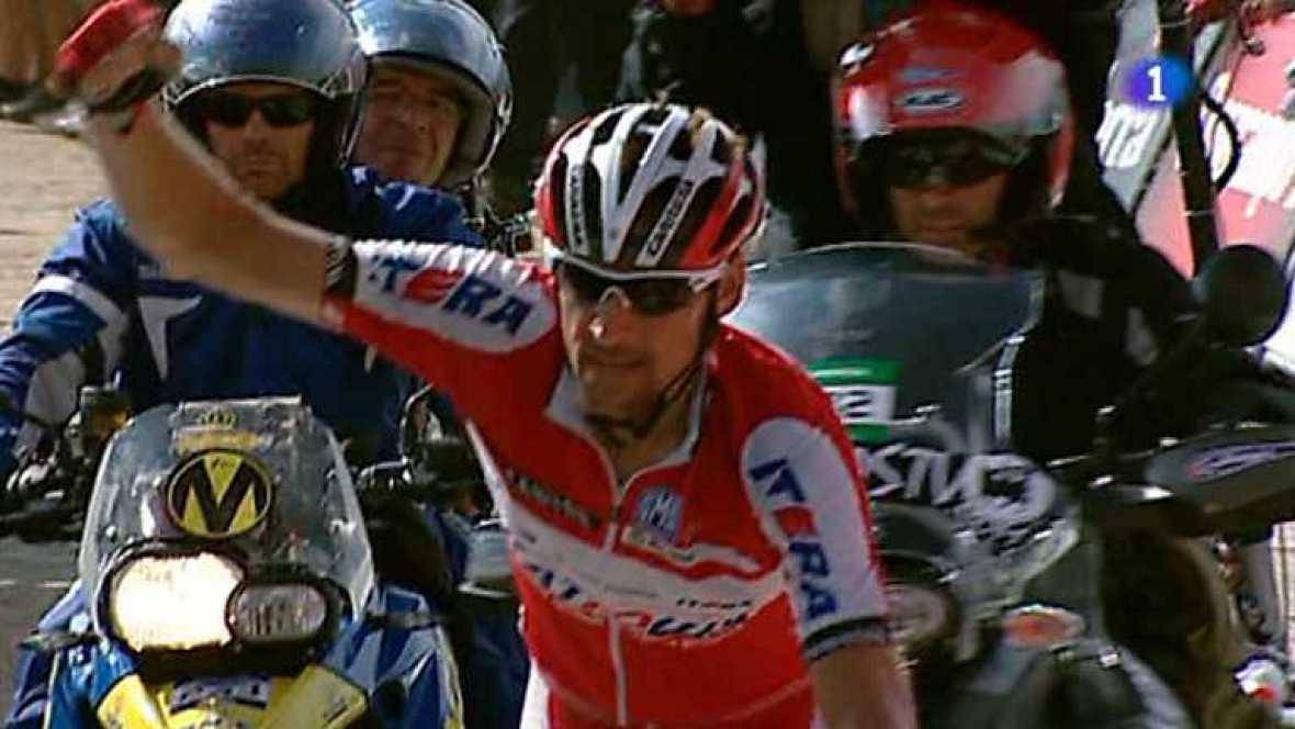 Vuelta ciclista a España 2012 - 20ª etapa: La Faisanera Golf. Segovia 21-La Bola del Mundo - Ver ahora