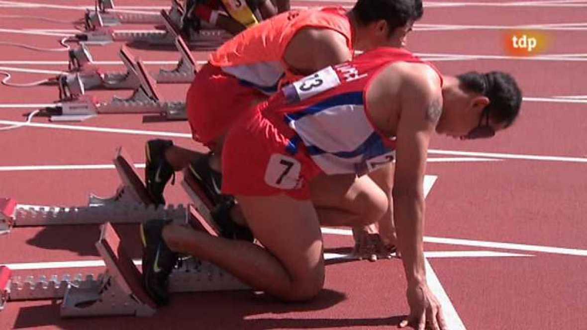 Juegos Paralímpicos Londres 2012 - Atletismo: Sesión matinal, 8 - Ver ahora