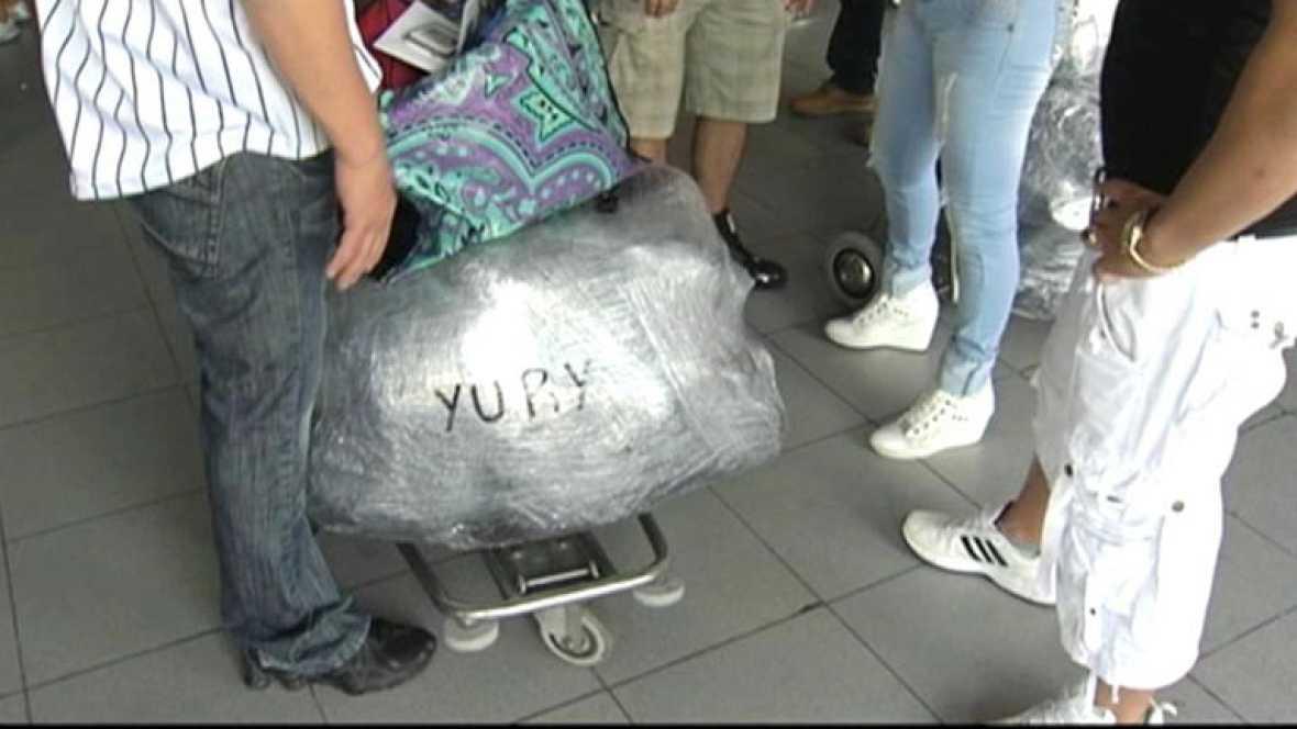 El gobierno cubano grava el peso de las maletas en los aeropuertos