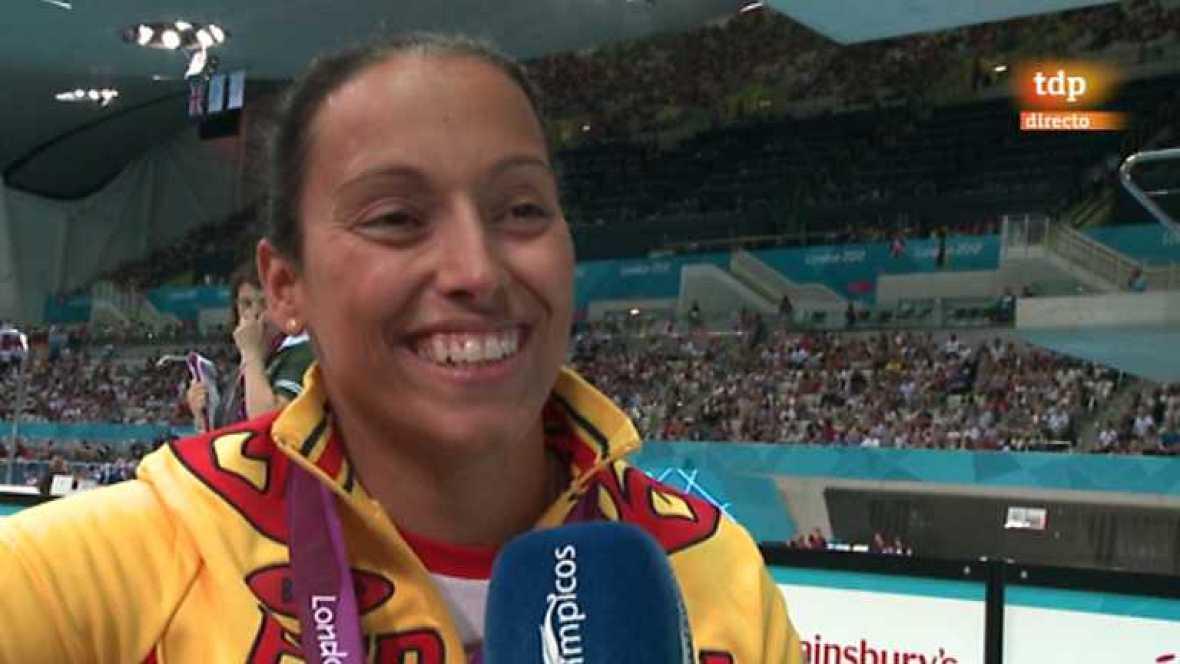 Londres en juego: Paralímpicos - 08/09/12 - Ver ahora