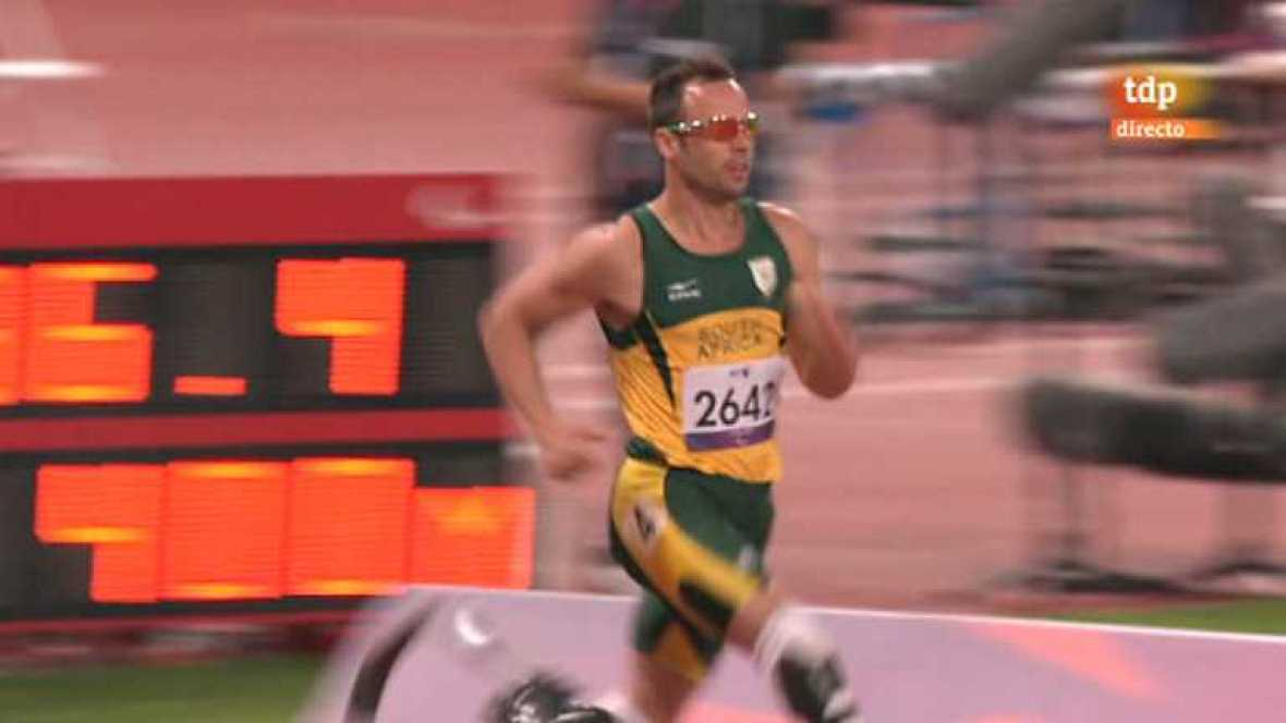 Juegos Paralímpicos Londres 2012 - Atletismo: Sesión vespertina, 3 - Ver ahora