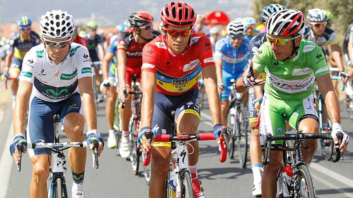 Existe una corriente de opinión que afirma haber vivido en esta edición de la Vuelta la mejor carrera de la historia. Todo apunta a que ha sido así. El podio, completamente español, no ha impedido que el espectáculo se haya amplificado, especialmente