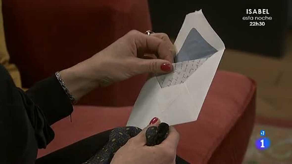 Amar - Angélica lee los últimos deseos de Viktor