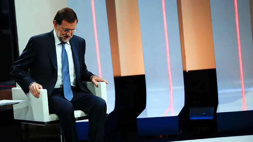 """Rajoy responde a la pregunta: """"¿España necesita un rescate?"""""""