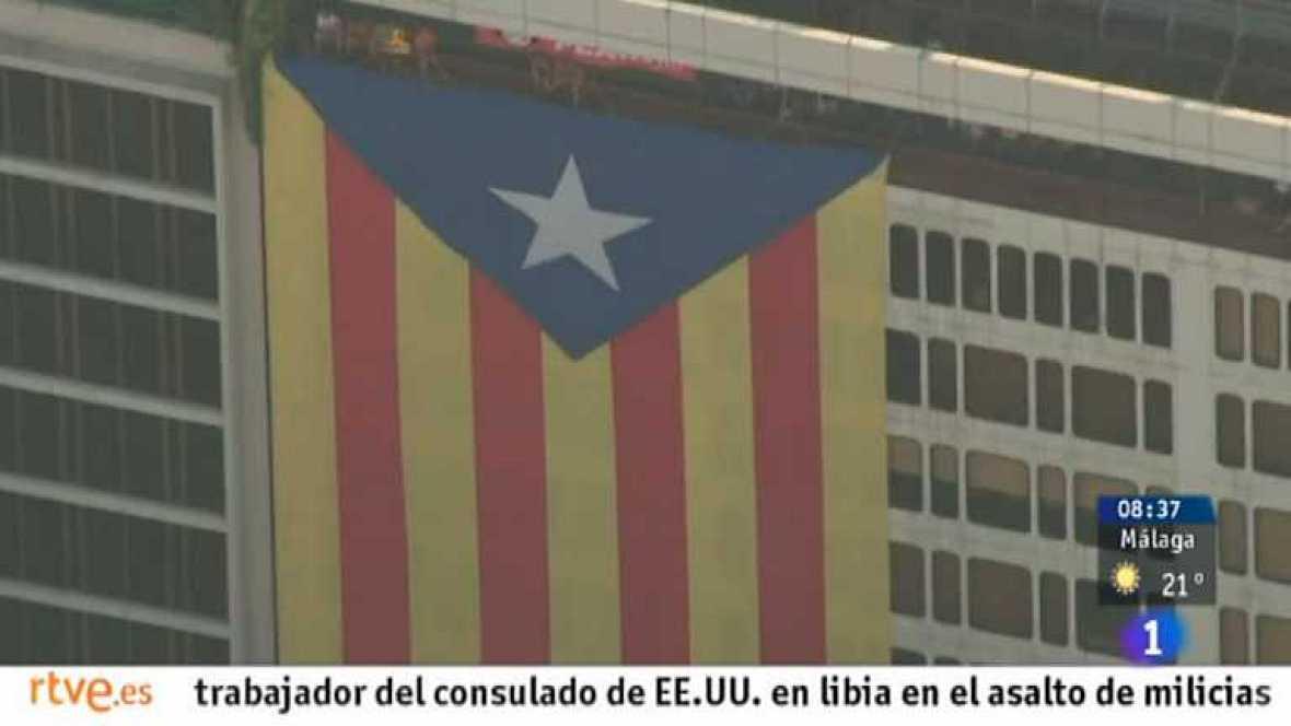 Telediario - 8.30 horas - 12/09/12 - Ver ahora