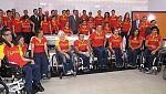 Reconocimiento público en RTVE para los atletas paralímpicos