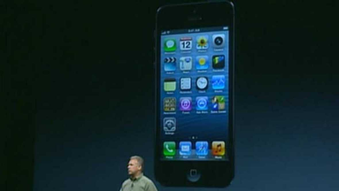 Apple presenta el esperado iPhone 5