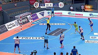 Balonmano - Liga ASOBAL: BM Atlético Madrid-Naturhouse La Rioja - Ver ahora