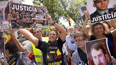 Reacciones a la decisión de la Audiencia Nacional de ratificar la excarcelación de Bolinaga