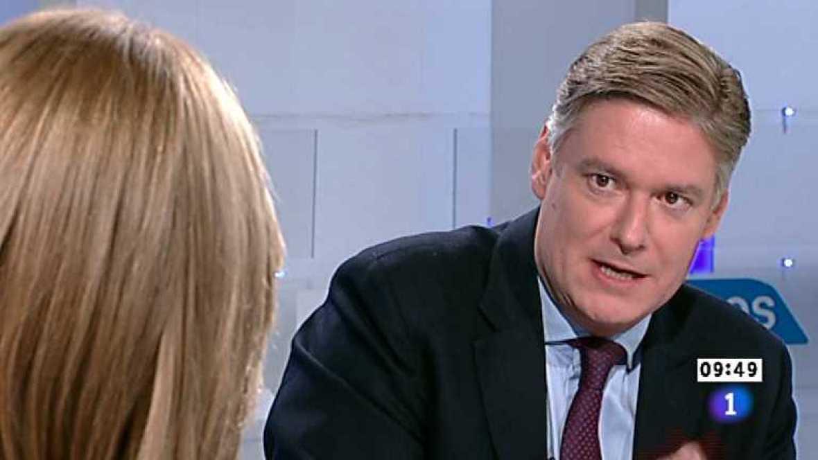 Los desayunos de TVE - Antonio López-Istúriz, secretario general del Partido Popular Europeo - Ver ahora