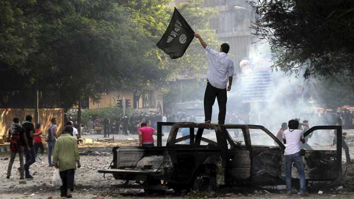 Disturbios por todo el mapa árabe