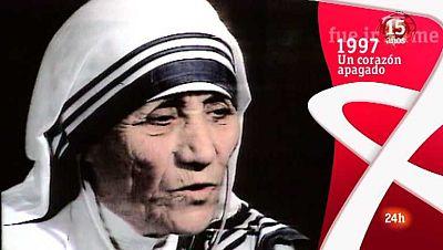 Fue Informe - Un corazón apagado (muerte de Teresa de Calcuta) - Ver ahora