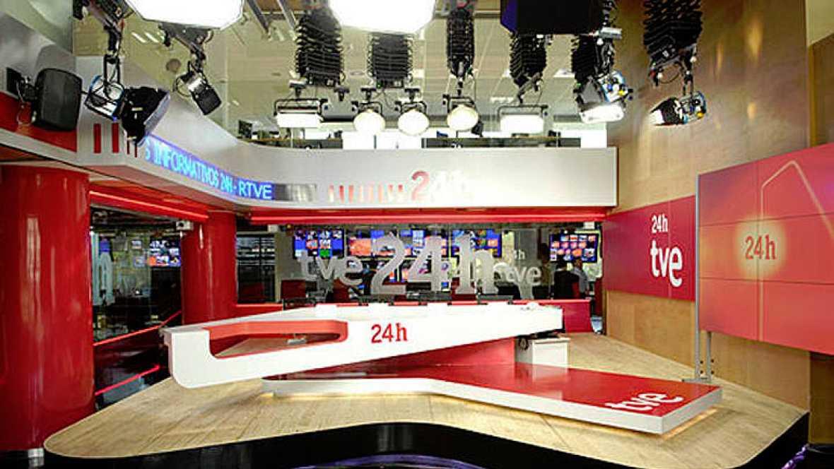 Informe Semanal - 24 horas en el 'Canal 24H' - Ver ahora