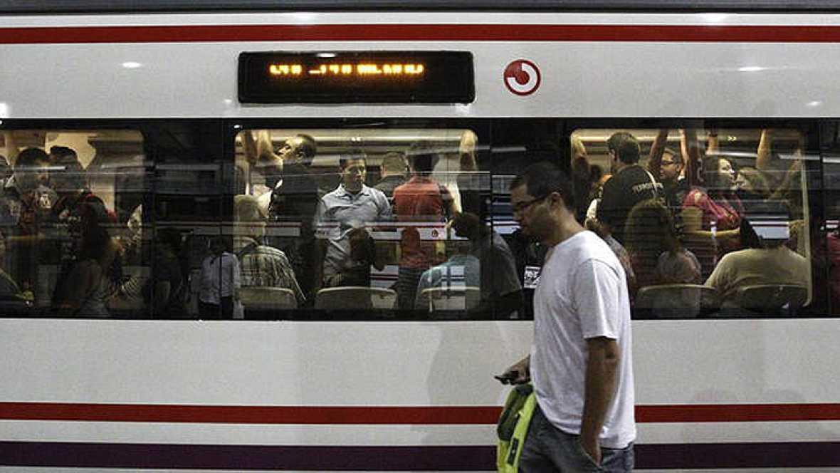 El sector ferroviario afronta una nueva huelga este lunes