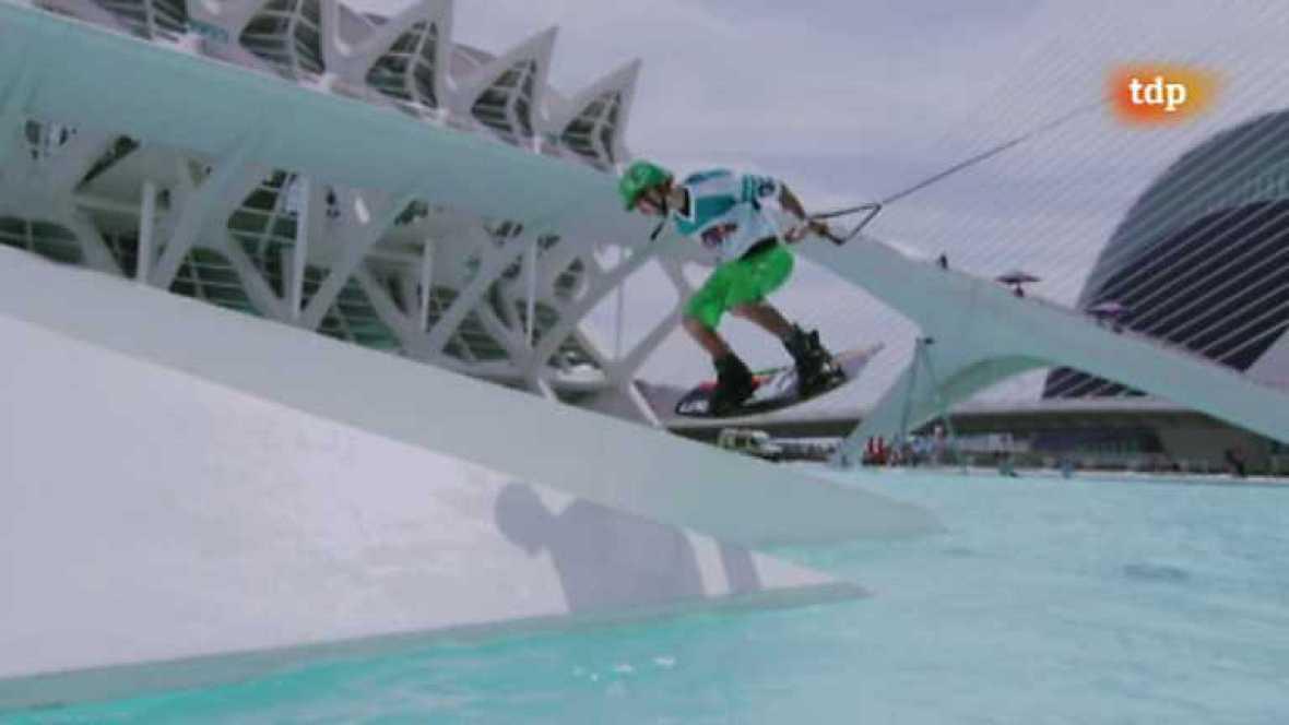 Esquí acuático - Red Bull. Art of wake - Ver ahora