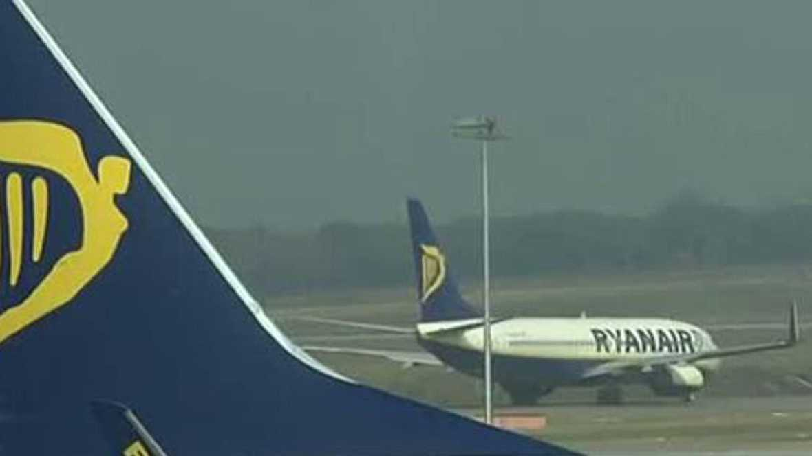 FOMENTO INCIDENTES RYANAIR