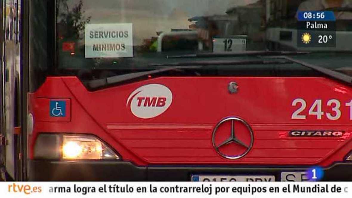 Telediario - 8.30 horas - 14/09/12 - Ver ahora