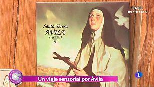 Más Gente - Ávila con los cinco sentidos