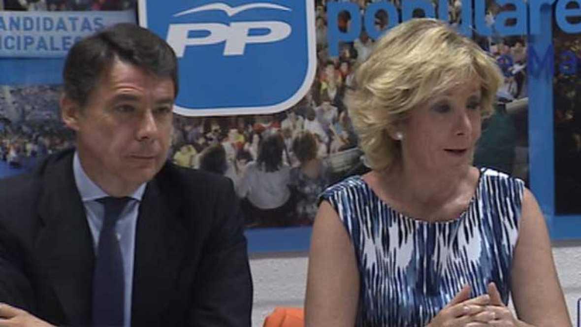 El PP asegura que el sucesor de Esperanza Aguirre está aún por decidir