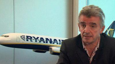Exclusiva con el presidente de Ryanair