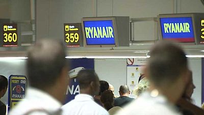 Ryanair acusa a Fomento de hacer circular informes falsos sobre sus incidentes