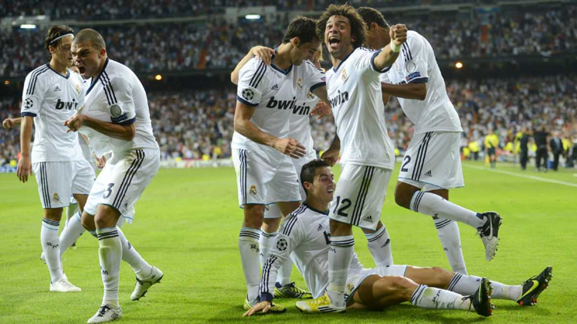 Remontada con garra del Madrid para ganar al City