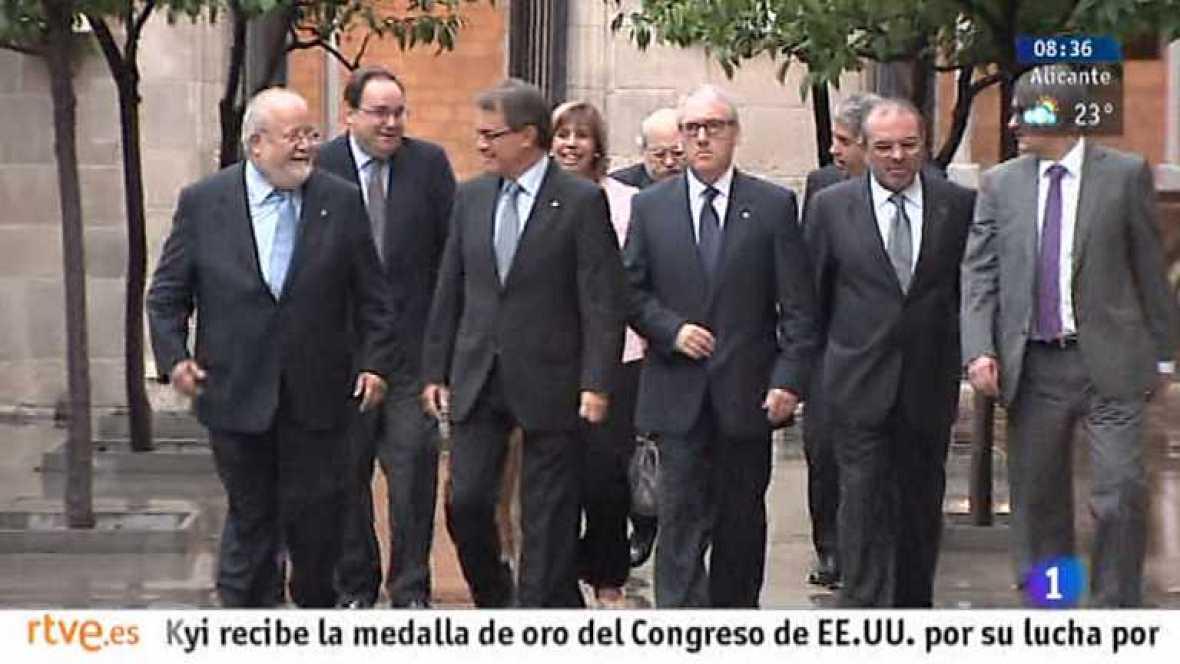 Telediario - 8.30 horas - 20/09/12 - Ver ahora