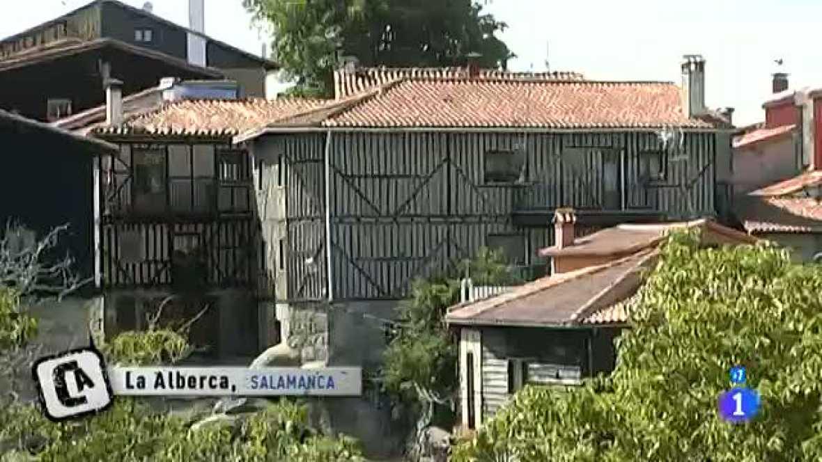 Comando actualidad mi pueblo es de postal la alberca for Alberca pueblo de salamanca