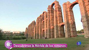Más Gente - Vivir Mérida como un romano