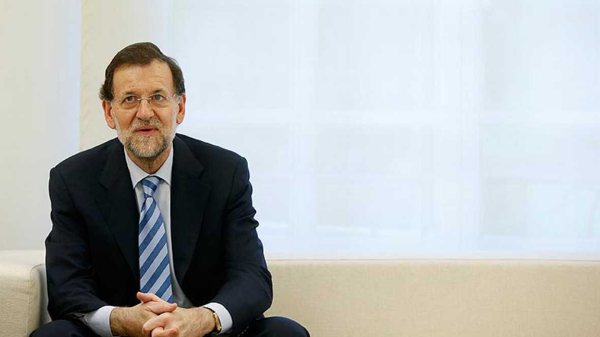 Mariano Rajoy apuesta por una Europa con más integración