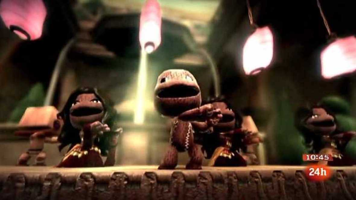 "Zoom Net - ""LittleBigPlanet PS Vita"", el iPhone 5 y la feria Cartoon Forum 2012 - 21/09/12 - Ver ahora"