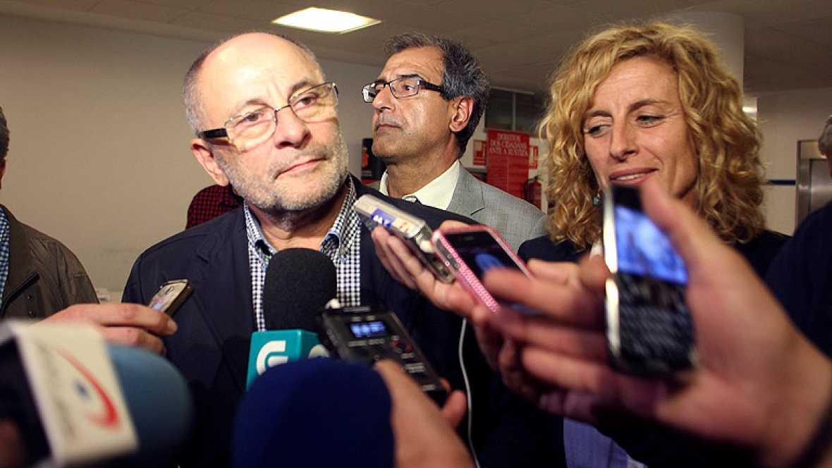 Libertad bajo fianza para el alcalde de Ourense, el socialista Francisco Rodríguez