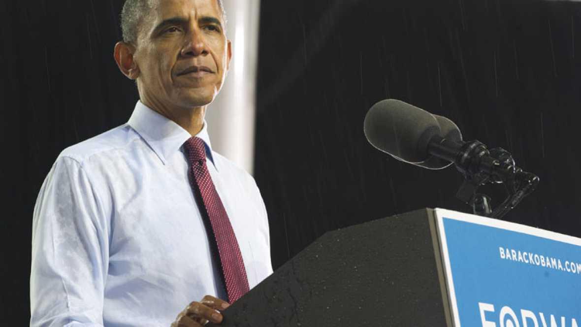 Obama en Wisconsin