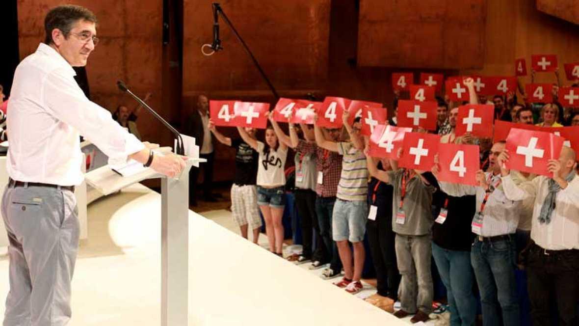 Las aspiraciones catalanas se cuelan en la campaña vasca