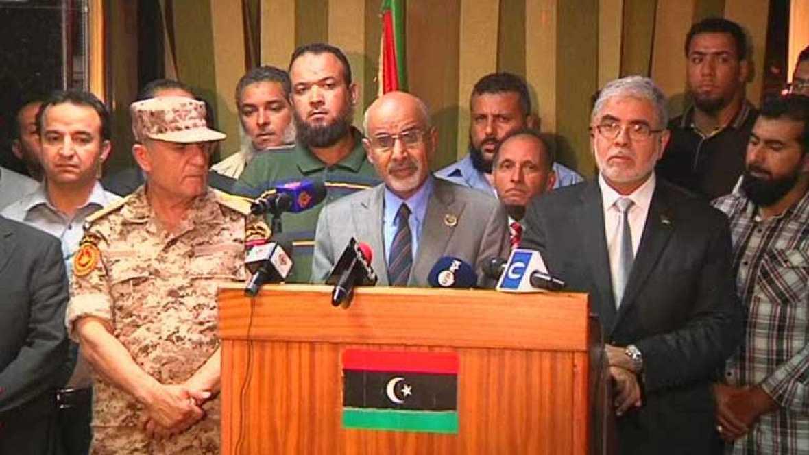 Autoridades libias ordenan la disolución de milicias que no están a las órdenes del Estado