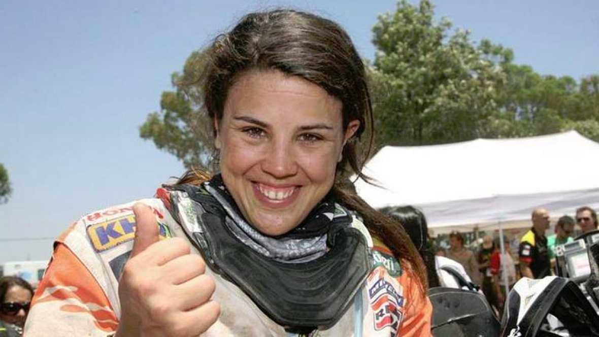 Laia Sanz, doce títulos mundiales de trial consecutivos